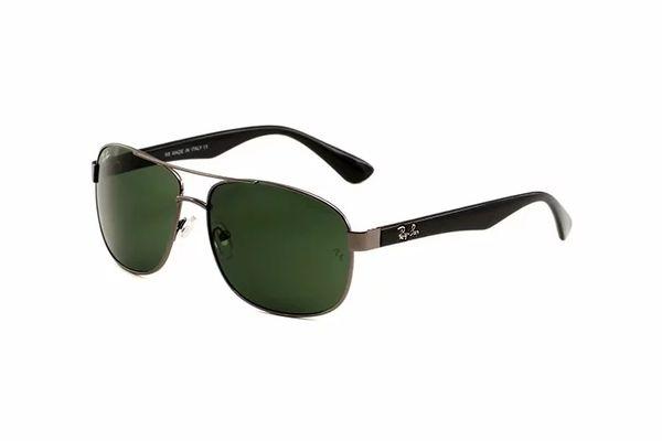 Hot sales in 2019. Designer fashion leisure men's sunglasses, luxury retro leisure glasses, women's brand glasses wholesale, free delivery