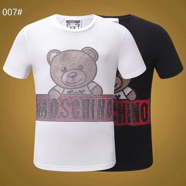2019 summer new man 's short sleeve t shirt 1951803