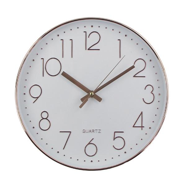 Sessiz Duvar Saati Modern Tasarım Kuvars Duvar İzle Plastik Antika Tasarımcı Saat Ev Dekor Saat Reloj Oturma Odası