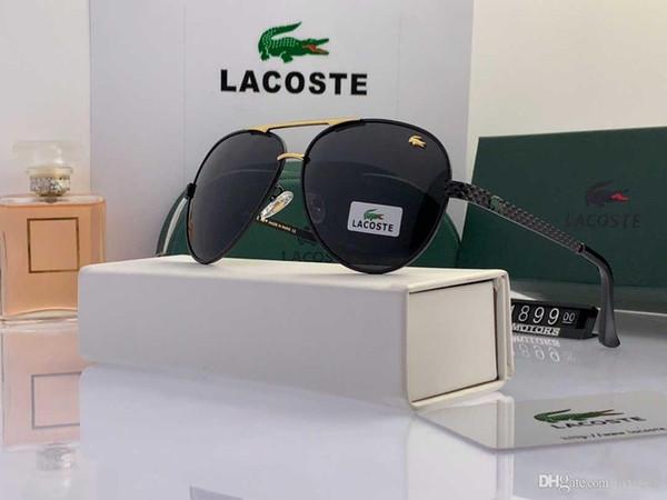 lunettes de soleil style 2020Aviator lunettes de soleil pour hommes femmes mode lentille métallique verre miroir flash cadre