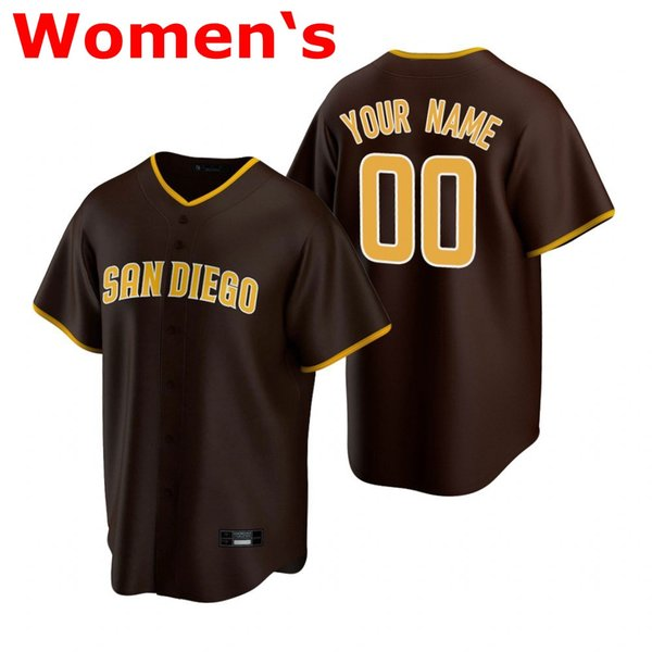 Womens 2020 Cool Base Brown