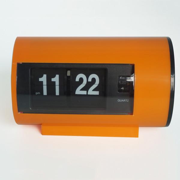 12 Hours AM/ PM Format Display Timepiece Turning Clocks Retro Table Clock  Auto Flip Clock Desk Flip Page UK 2019 From Dracaenor, UK $$51 26 | DHgate