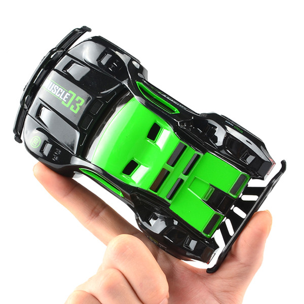 RC Drift of Mini Remote Control Vehicle with High Speed Short Card and Four Drives Charged Motor Racing Boy Toy Car Model Gift