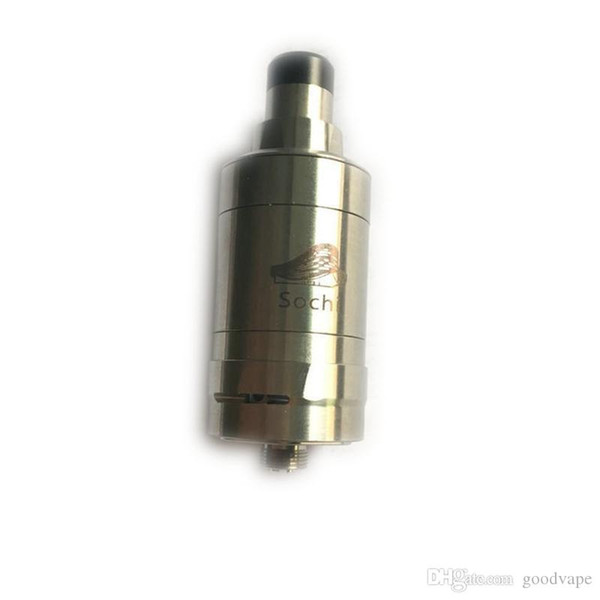 Kayfun Prime RTA Replaceable Tank Atomizers 316L Stainless Steel Two Post Single Terminal Build Deck 22mm Diameter High Quality DHL free