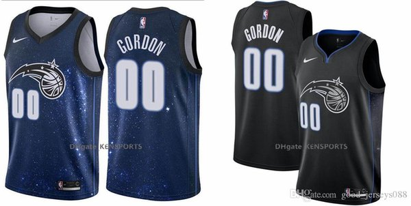 quality design eaf47 a0bcf 2019 2019 New Aaron Gordon Orlando Basketball Magics Jersey #Aaron Gordon  Stitched 2018/19 Swingman Jersey City Style From Tombrady01, $18.9 | ...