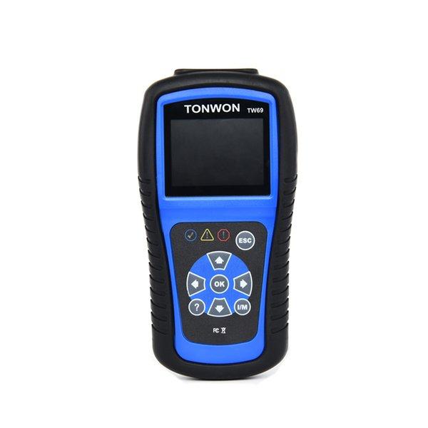TONWON TW69 OBD2 Autocodeleser Automotive-Check Deaktiviert das automatische Autodiagnosescanner-Werkzeug