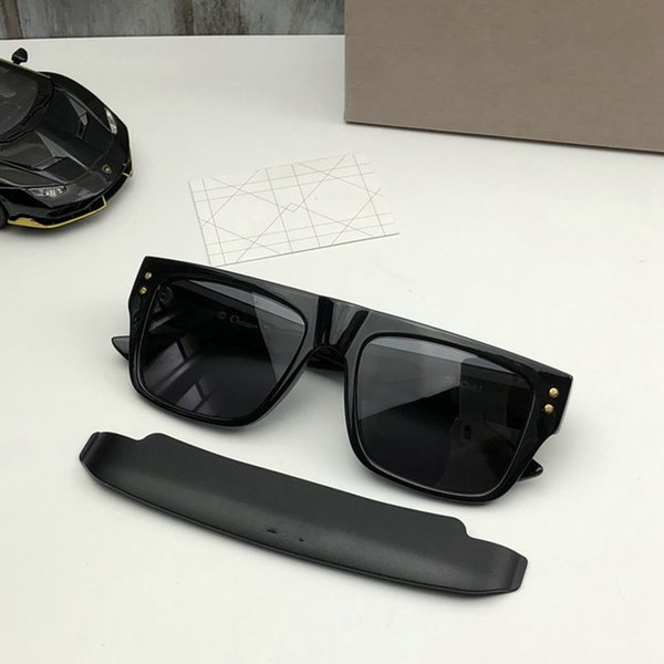 This Summer The New Brand Designer Sunglasses Driving Glasses Female Round Face Tide Brand Camouflage Polarized Sunglasses Man