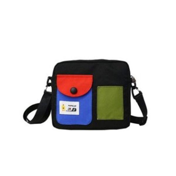 Designer Luxury Small Womens Bags Baggage Girls Newest Personalized Canvas Bag Bungdi Oblique Bag Zipper Personal Bag Crossbody Fashion Cute