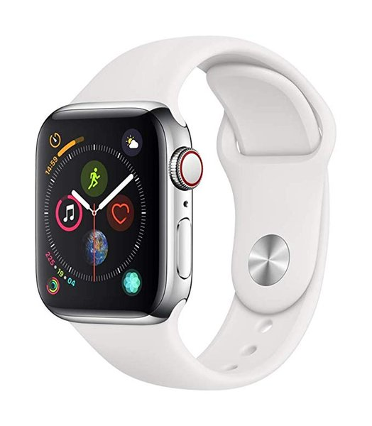 Smart Watch Women Men Fitness Tracker Smart Bracelet Waterproof Heart Rate Series 4 Wireless Charging Heart Rate Apple Watch Series 4
