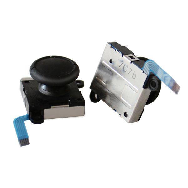best selling Original 3D Analog Joystick Joy-Con Replacement Left Right Repair Kit Thumb Sticks Sensor for Nintend Switch Joycon Controller FREE SHIP