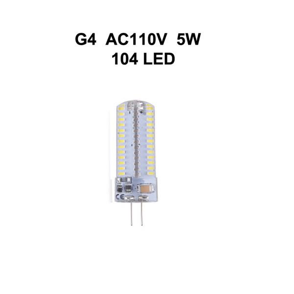 G4 5W AC110V