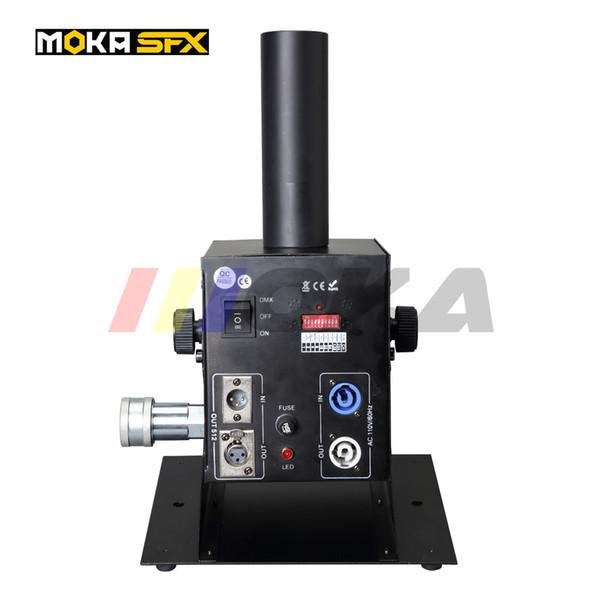 hot sale 4pcs lot CO2 Machine DMX CO2 Machine Jet Effect DMX Smoke Machine With Flight Case