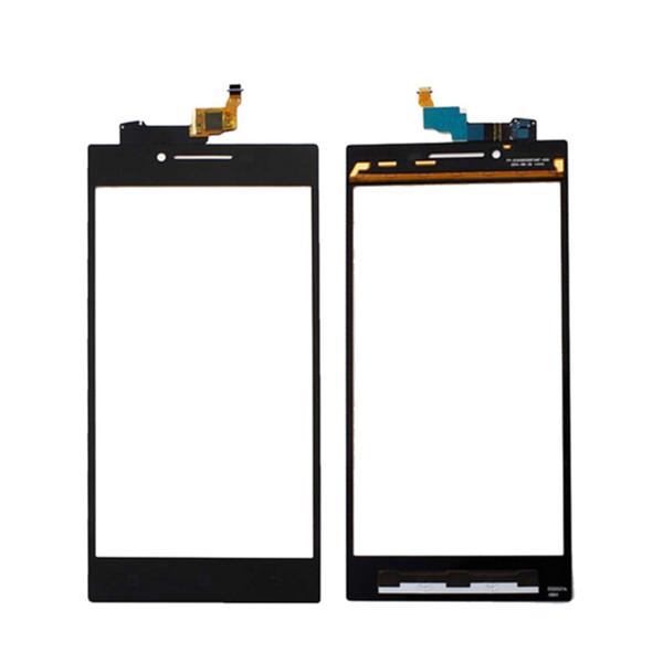 SZMUGUA Glass Lens Panel Black White Digitizer Sensor For Lenovo P70 P70T Touch Screen + Free Tool