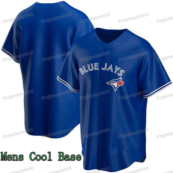 mens cool base blue