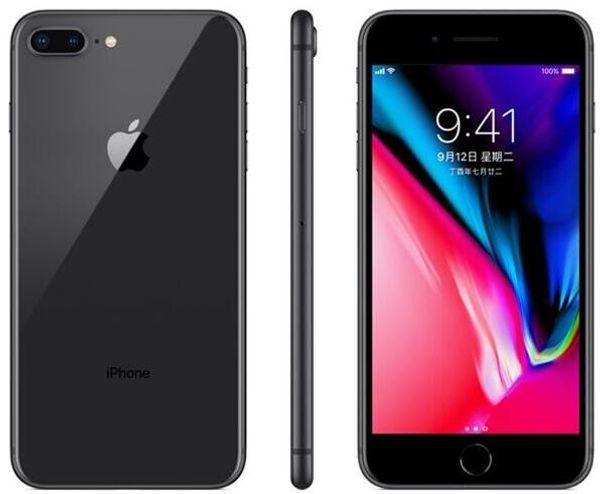 100% originale Apple Iphone 8 8 Plus senza impronta digitale 64 GB / 256 GB 12,0 MP Telefono cellulare iOS 12 ricondizionato