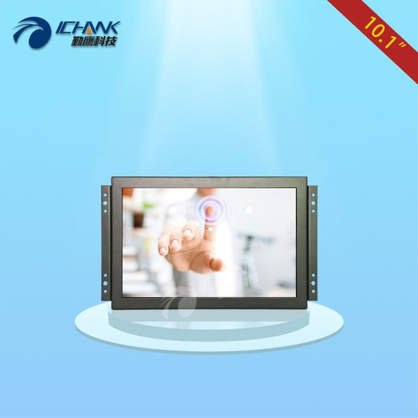best selling ZK101TC-V56HD 10.1 inch 1920x1200 1080p IPS HDMI Metal Shell Embedded&Open Frame&Wall-mounted Ten-point Capacitive Touch Monitor