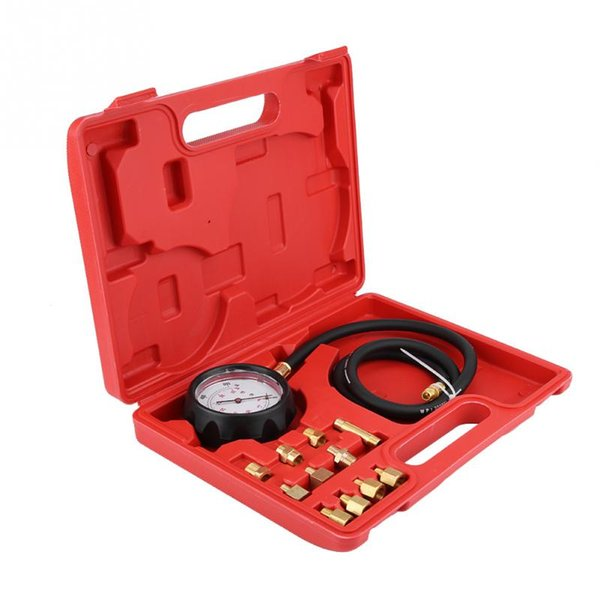Automatic Transmission Engine Oil Pressure Tester Gauge Diagnostic Tester 500psi
