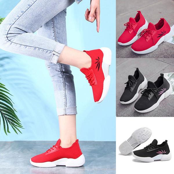 2019 Yaz Yeni Erkekler Mesh Sandalet kadın Bayanlar Rahat Kaymaz Spor Yürüyüş Sneakers Loafer'lar Yumuşak Ayakkabı Ligth Zapatos Mujer