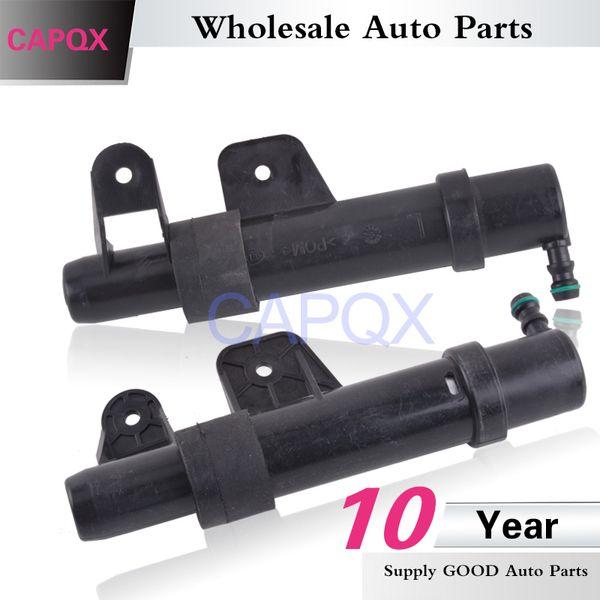 CAPQX 2PCS Front Bumper Headlight Headlamp Washer Nozzle Actuator For KIA Sorento 2003 2004 2005 2006 2007 2008OEM#98461 3E000