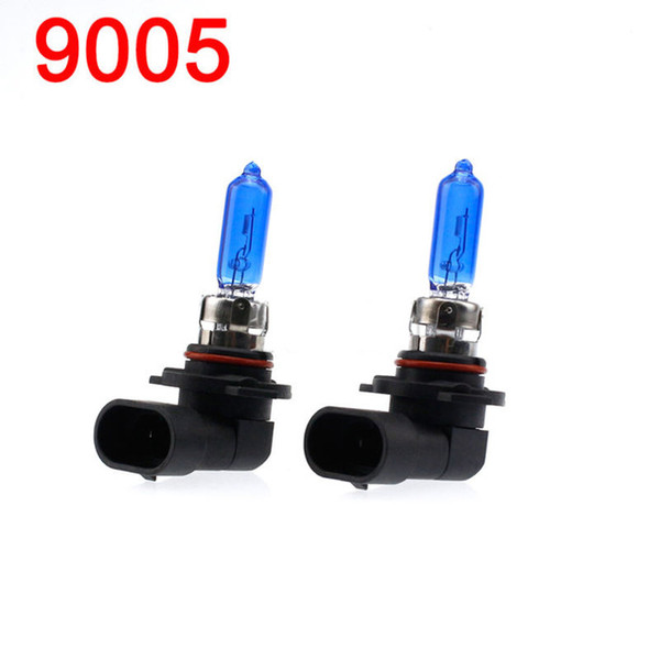 9006 HB4 Headlight Low Beam Light Halogen Xenon HID Bulbs Super White 5000K New