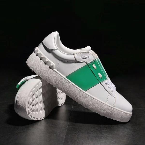 2019 Мужчины Женщины Повседневная обувь Модные Arena Shoess Дизайнерские кроссовки Мода Скейтбординг Обувь Досуг Спортивный Фитнес 4 цвета yl18061015