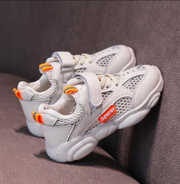 İlkbahar ve Yaz aylarında Erkek ve Kız Çocuklarına Yönelik Hava Geçirgen Spor Ayakkabıların Toptan ve Perakende Satışları 420-15