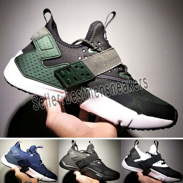 2019 Air Huarache 6 X Acronym City MID Leather High Top Huaraches Mens Trainers Running Shoes Men Huraches Zapatos Hurache Sneakers