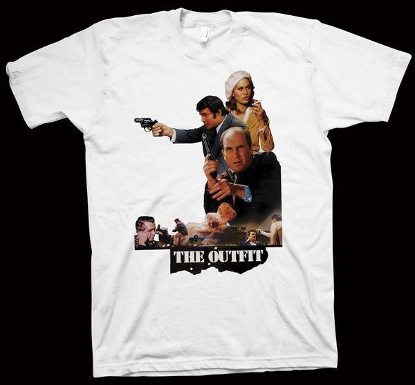Kıyafet T-Shirt John Flynn, Robert Duvall, Karen Siyah, Joe Don Baker, Film hoodie hip hop t-shirt