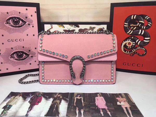 2019 High quality112 400249 28..19..8cm FBackpack BAG fashion designer bags Women shoulder bags handbags genuine leather Free Shiping