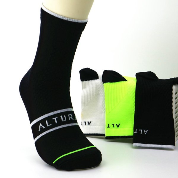 New Women Cycling Sport Socks Climbing Camping Hiking Socks Breathable Quick Dry Fit 38-43