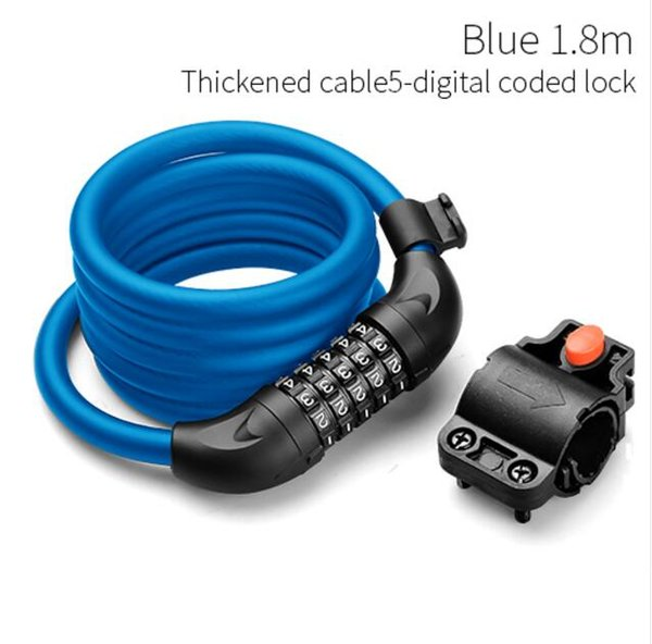 Blue Code Lock180cm