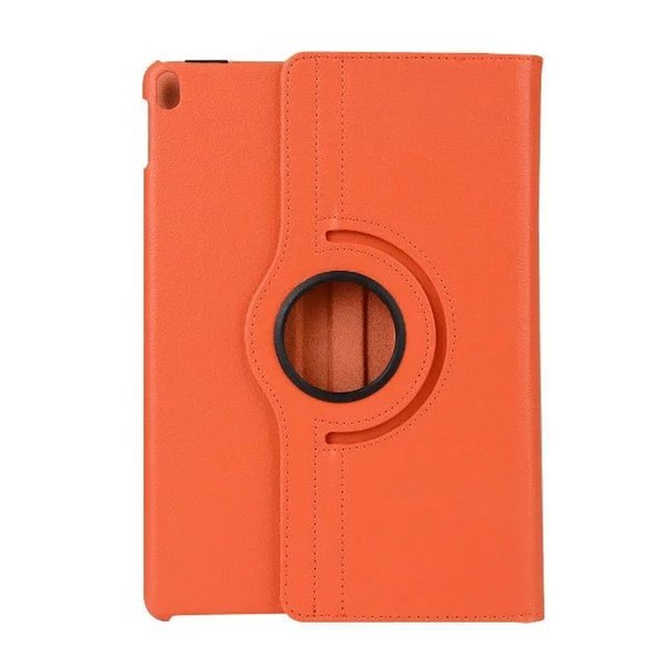2019 Newest solid color for Ipad mini 3 case Litchi grain PU leather tablet case 360 rotating flip stand for Ipad case