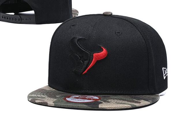 b2d735757 2019 todas as equipes boné de beisebol das mulheres dos homens camo cor  texans ajustável cap