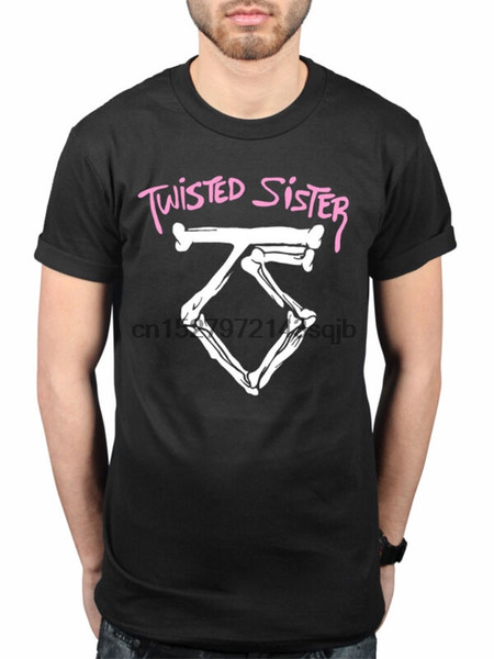 Twisted Sister We're not Gonna Take It Maglietta Metal Rock Band Merch