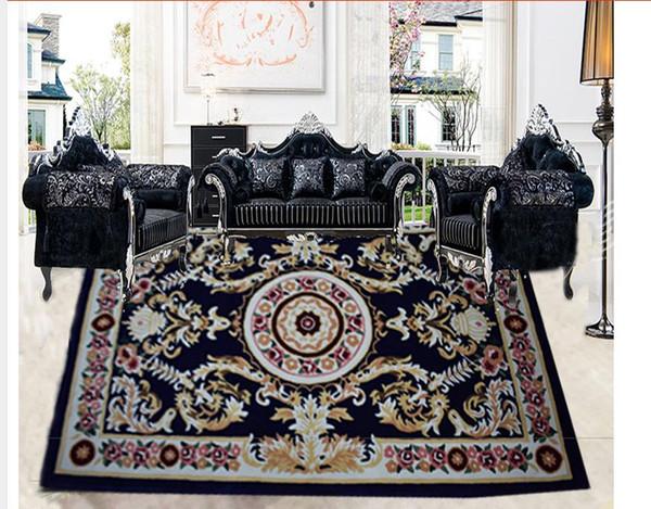 European American carpets for Hallway Aisle Corridor large size Mat Rugs Decoration Floor rugs made Custom carpet