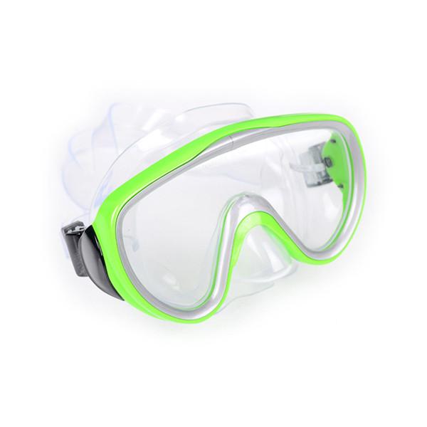 Profesyonel Sualtı Dalış Maskesi Yüzme Tüplü Şnorkel Gözlük FH99