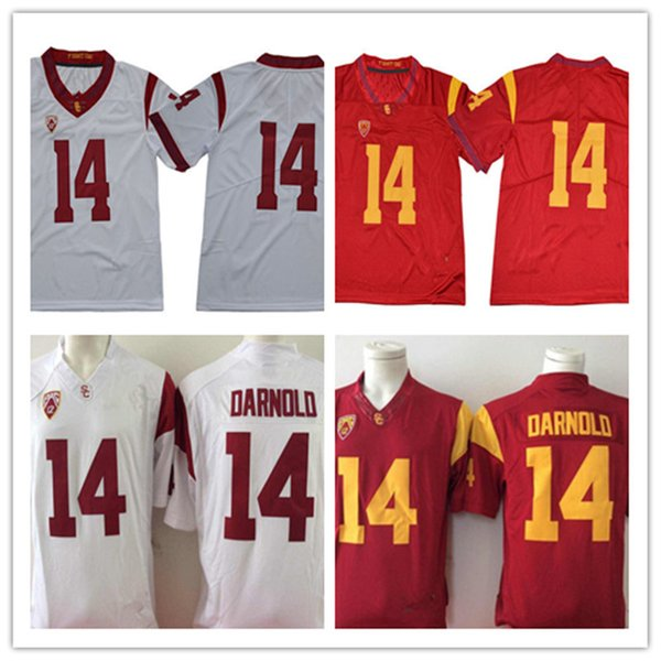 differently 159a5 f2962 2019 Mens NCAA USC Trojans Sam Darnold College Football Jerseys 14 Sam  Darnold Jersey S 3XL From Mickijerseys, $19.04 | DHgate.Com