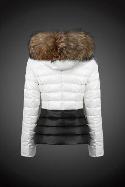 Hiver Veste Bas De Slim Luxry Capuche De Marque Mode Le Vers Femmes Fourrure 2020 Chaud Manteau Couleur Acheter Femme Col Le Bas Unie Vers Coton LqUVpSGzM