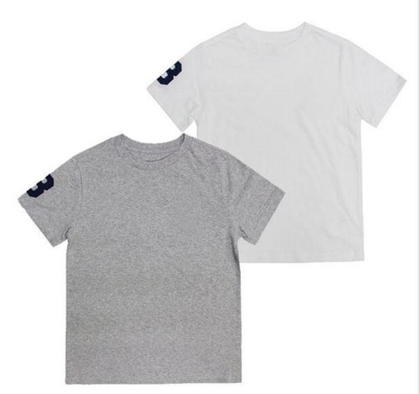 Free shipping 2019 summer new O-neck t shirt baby boy girl T shirts casual style for sport boys short sleeve shirts