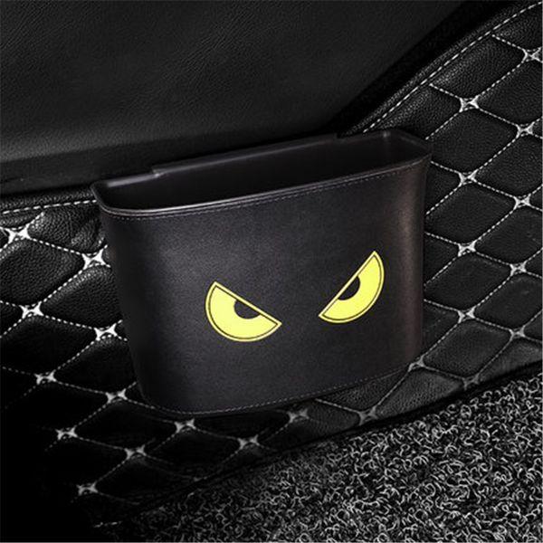 Yeni Stil Moda Tasarımı Popüler Logo Araba Çöp Erkekler Kadınlar Araba Şemsiye Saklama Kutusu Yüksek Kaliteli Sıcak Satış Araba Saçma