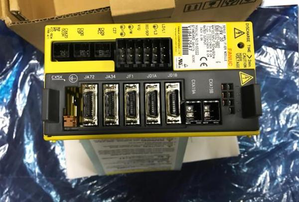 1 PC Original Fanuc Servo Amplificateur A06B-6132-H002 Livraison Gratuite Livraison Nouveau dans la boîte / Test utilisé OK