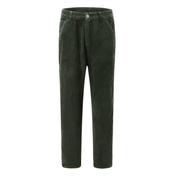 Hip Hop Loose Fit Baggy Corduroy Pants Wide-leg Trousers Skateboarder Streetwear