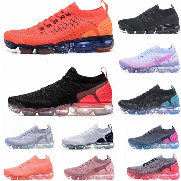 2019 Été Nouveau Style Fly 2.0 Course Desiger Chaussures Pour Hommes Sneakers Femmes Sport Trainers Chaussure Corss Randonnée Jogging Marche En Plein Air Chaussures
