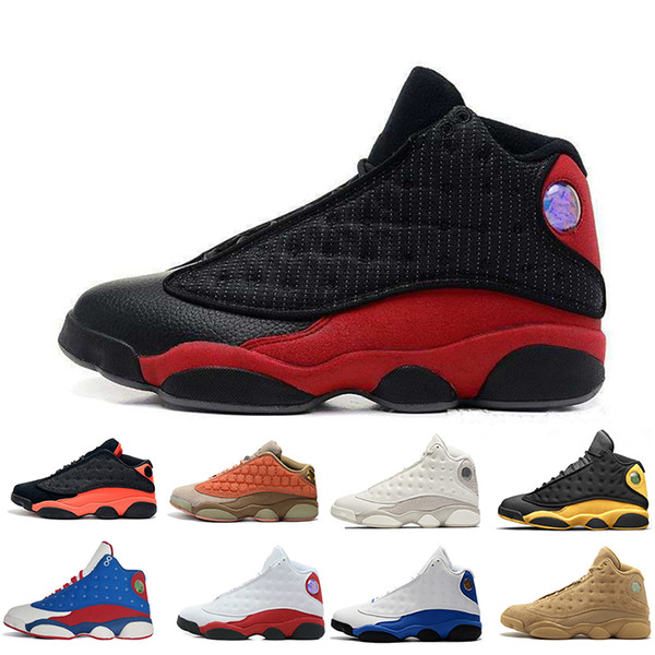 13 13s Cap And Gown men women basketball shoes Atmosphere Grey Terracotta Blush Black Phantom Captain America sports sneakers designer