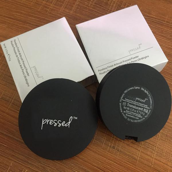 Tschüss Poren poreless Finish Airbrush Puder Poudre de Fnition gute Qualität Gesichtspuder DHL Versand 60pcs