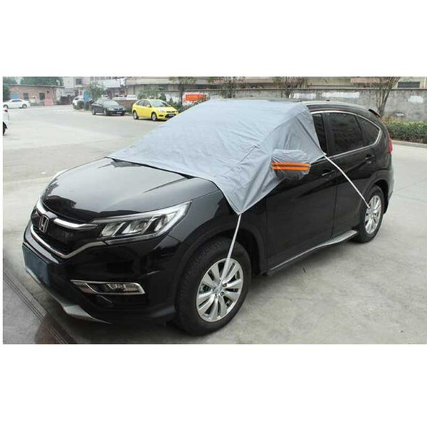 Car Sun Snow Block Shade Summer Winter Car Windshield Cover Sunshade Heat Protection Dustproof Auots Accessories