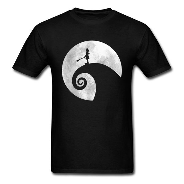 Nightmare Before Christmas Sora.Kingdom Hearts Sora Tshirt Nightmare Before Christmas Sora Keyblade T Shirts Meditation Dream Drop Distance Game Tshirts Men Design T Shirts Casual