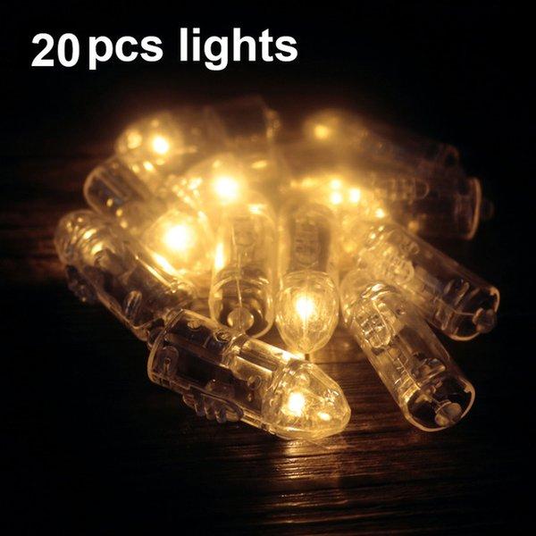 20pcs lumières