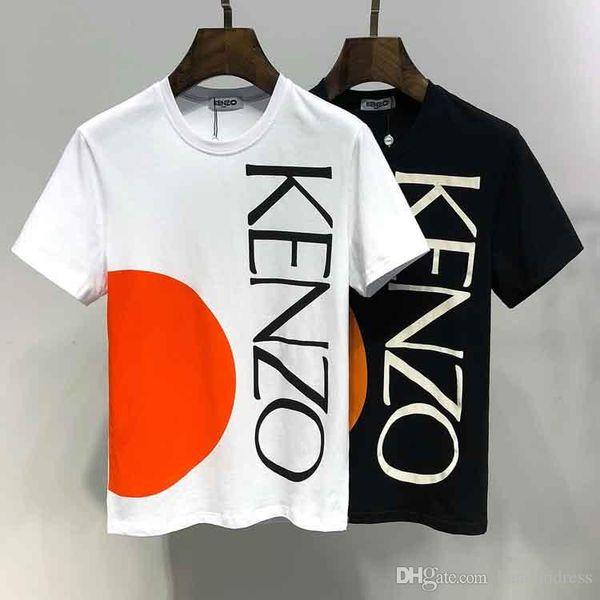 2019 Mens Designer T Shirt multipla Skull Fashion Stampa Anti-Shrink Quick Dry Mens High End Designer Abbigliamento KZ847