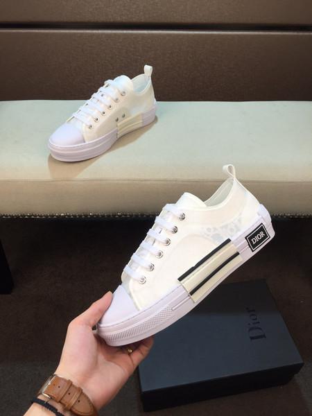Новый Дизайнер высшего качества Роскошные Мужчины Женщины Повседневная Обувь Подлинная 584